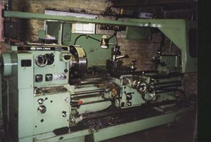 Second hand workshop tools and machinery Dean Smith and Grace Centre